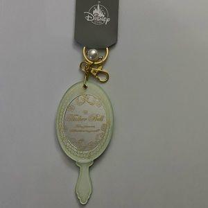 Tinkerbell keychain mirror